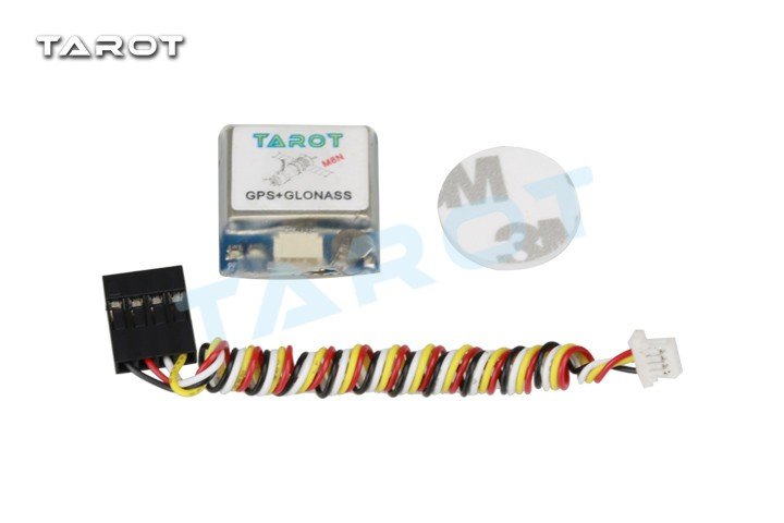 Tarot Mini high precision 10HZ M8N GPS + GLONASS dual mode positioning module TL2970 tp760 765 hz d7 0 1221a