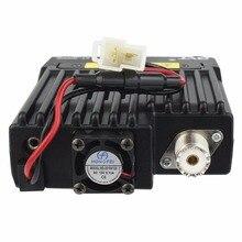 QYT KT-8900R Mobile Radio Tri-Band Mini Base VHF/220-270mhz(1.25M)/UHF Amateur (HAM) Transceiver 25W Transmit Power