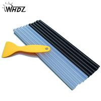 WHDZ 10pcs 11mm PDR Glue Sticks   Tools   hot melt Glue stick for 60-80 Degree Glue Pulling Paintless Dent Repair   tools