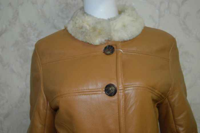 Высококачественное женское длинное пальто из натуральной овечьей кожи, шерстяное кашемировое пальто, женская теплая одежда