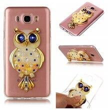 Transparent TPU+stent SM-J510FN Case for Samsung Galaxy J5 J 5 2016 510 J510 F J510FN J510H/DS SM-J510H/DS Silicon Cover Phone защитная плёнка для samsung j5 2016 sm j510fn суперпрозрачная luxcase