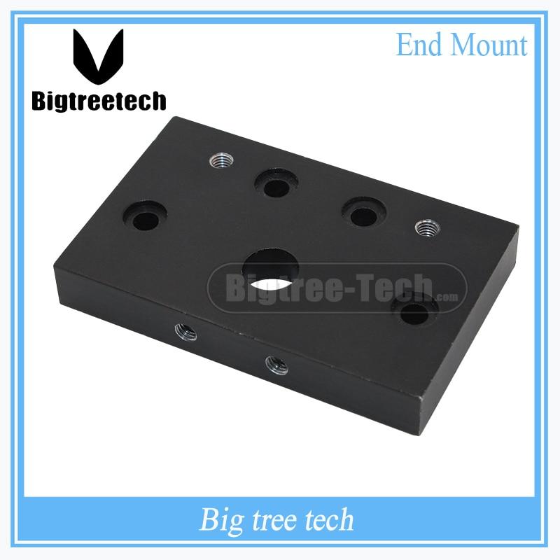 2PCS Rerap CNC Reprap 3D printer DIY parts C-Beam Z axis Actuator end Plates C-Beam End Mount