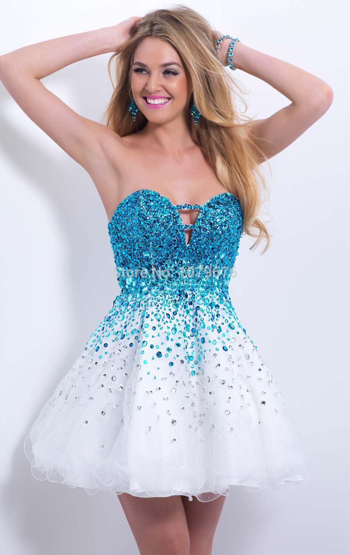Online Get Cheap White Semi Formal Dresses -Aliexpress.com ...