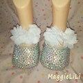 Envío libre princesa AB rhinestone Zapatos de bebé hechos a mano flores bling bling de los zapatos del niño del bebé de la manera encantadora del bebé de la muchacha zapatos