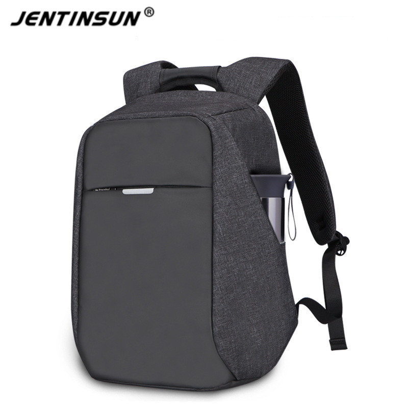 Men Women 15Inch Laptop Backpack External USB Charge Anti Theft Computer Backpacks Waterproof School Bags For College Teenage