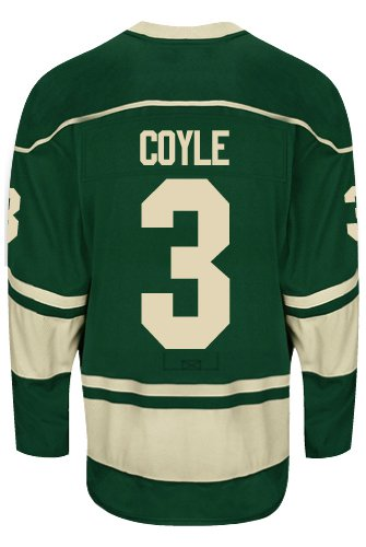 buy popular 582dc fe7ce 3 charlie coyle jersey day