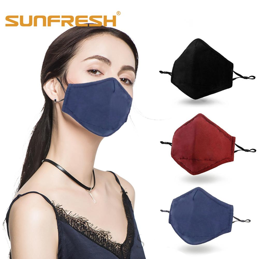 Flu And Custom Cotton Masks Reusable Dust Anti Air Pollution