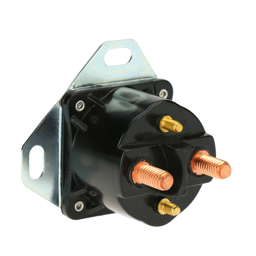 Car-styling Glowplug Relay Solenoid Ignition Switch for Ford 7.3L Powerstroke Power Stoke Diesel Auto Car Accessories