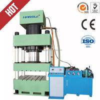Four Columns Hydraulic Press Machine Automatic Hydraulic Press Hydraulic Workshop Press Machine