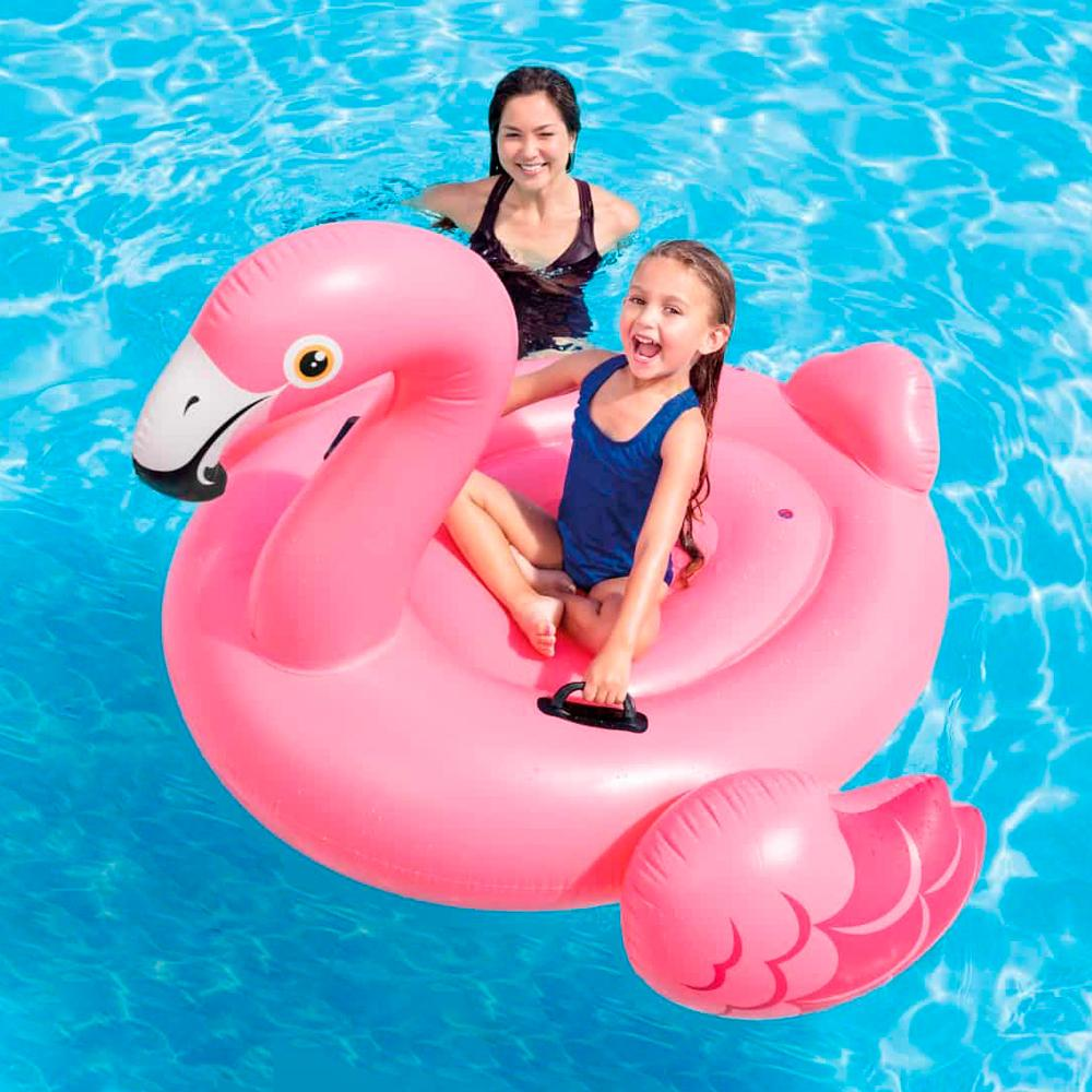 Flamenco Inflatable Giant Order Child And Adult. Mat For Water Large Size. Sports, Pull Out The Best Photos.