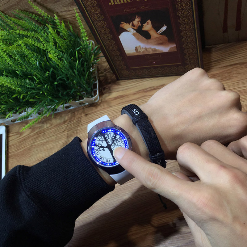 HTB1MMcuRpXXXXcgXFXXq6xXFXXXE - Creative Minimalist Touch Screen Waterproof Watch