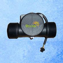 """USN-HS141TA BSP 1 1/"""" Ultisolar Холла Датчик расхода воды 5-150L/M Электрический расходомер для водоочистителя, диспенсер для воды"""