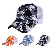 2018 профессиональные рыболовные шапки для мужчин летняя камуфляжная