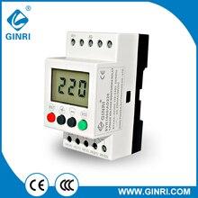 SVR1000/AD220 LCD single phase AC/DC 110~240V Overvoltage/Undervoltage Monitoring Relays