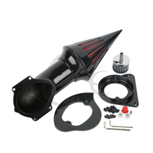 цена на Cone Spike Air Cleaner Kits Intake Filter Fit For Kawasaki Vulcan 800 1995+ Motorcycle