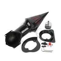 Cone Spike Air Cleaner Kits Intake Filter Fit For Kawasaki Vulcan 800 1995+ Motorcycle