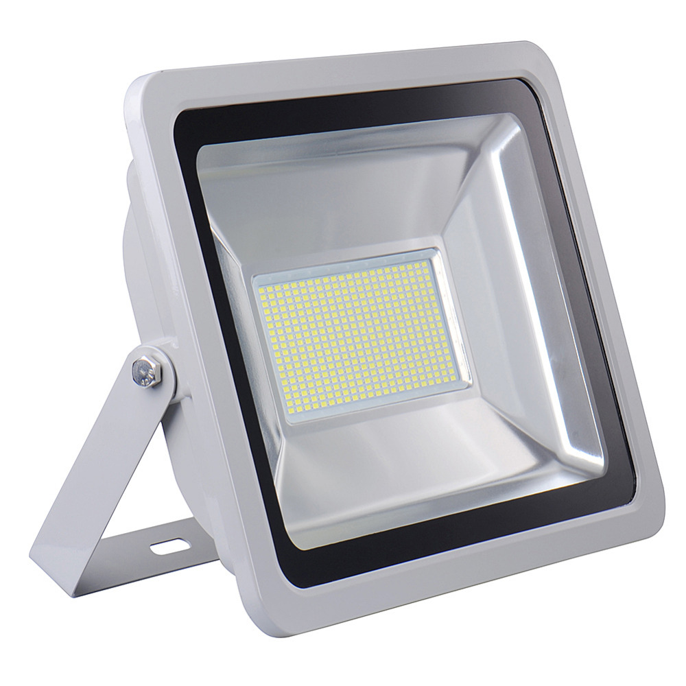 ФОТО 1pcs Led Floodlight outdoor lights 200W 220V 13000LM 396LED SMD5730 Floodlights For street Square Highway Outdoor Wall billboard