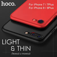 ORIGINAL HOCO For IPhone 7 Shining Star Series PC Shell Premium Protective Cover Case Free Shipping