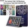 Case For Lenovo Tab2 Tab 2 A10 70 A10 30 A10 70F L A10 30 10