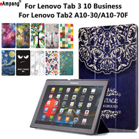 Case For Lenovo Tab2 Tab 2 A10 70 A10 30 A10 70F L A10 30 10