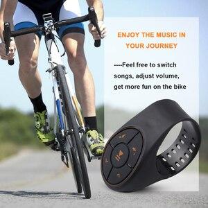 Image 5 - Bluetooth 4.0 שלט רחוק מדיה כפתור מוסיקה נגן בקר לרכב עבור רכב הגה אופני עבור IOS עבור אנדרואיד