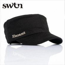 Mens Classic Camouflage Service Army Snapback Caps Women Baseball Caps Patrol Casquette Letter EL Hats