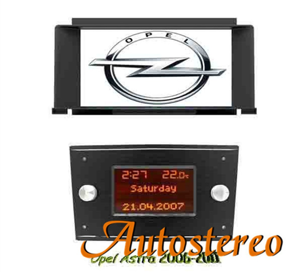 Android 8 1 Quad Core Car GPS navigation Headunit stereo For Opel Astra H 2006 2012