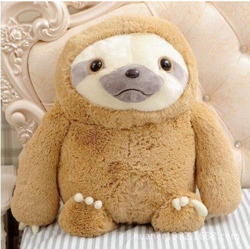 70cm 27 Inch Big Plush Gray Zootopia Sloth Large Stuffed Animals