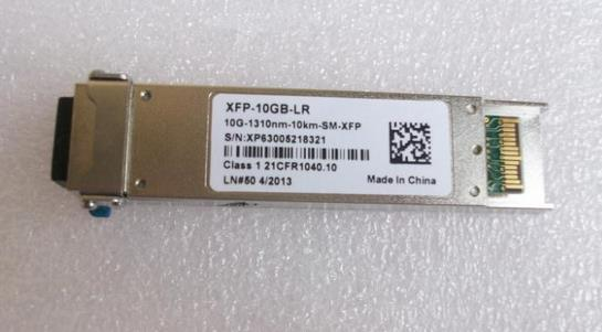 Free shipping! In stock 100%New and original   3 years warranty   TRAN-LR-XFP 10GB  10KM 1310NM