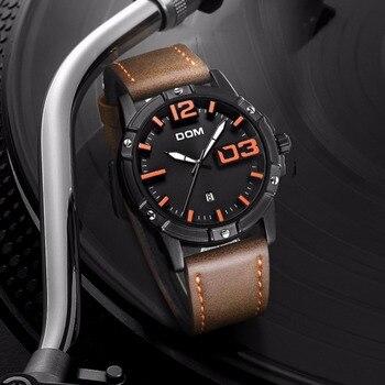 Waterproof Sport Quartz Clock Mens Watch 1