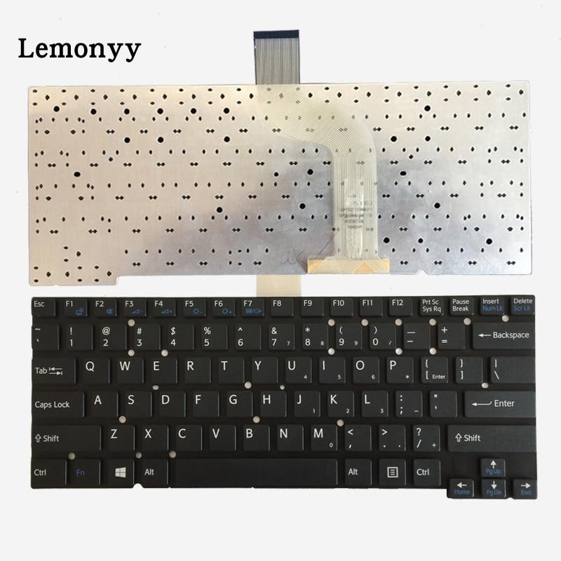 US Keyboard For Sony Vaio SVT13 SVT 1311 SVT13115 SVT13114GXS SVT13116FXS SVT13118FXS SVT1313X9RS SVT13117 149109811 English svt 90x120