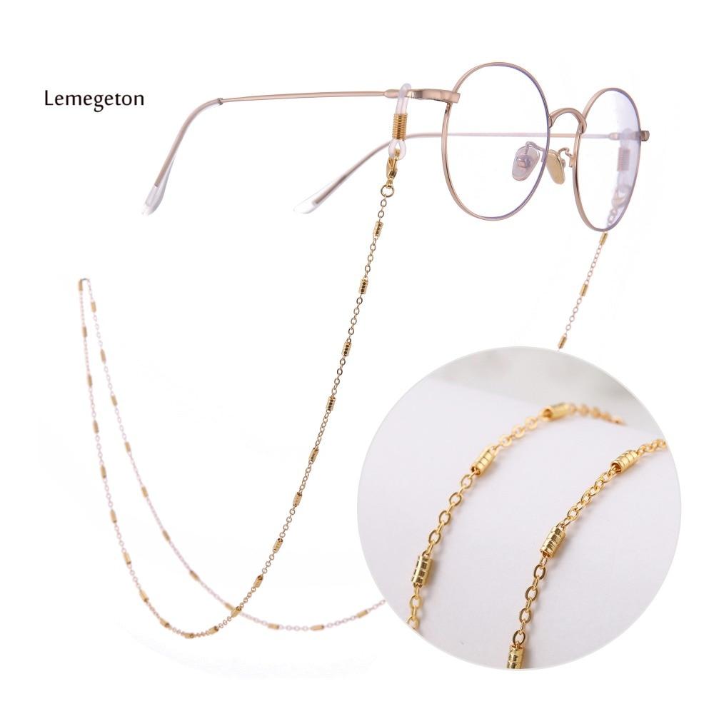 Sunglasses Holder Leaves Glasses Chains Eyeglass Chains Reading Glasses Lanyard