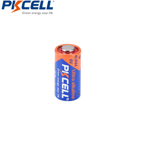 Image 3 - 100 ピース/ロット 6 V 4LR44 バッテリー 476A L1325 1325 アルカリ電池 Bateria の Baterias ドライ一次電池のための犬の訓練の襟