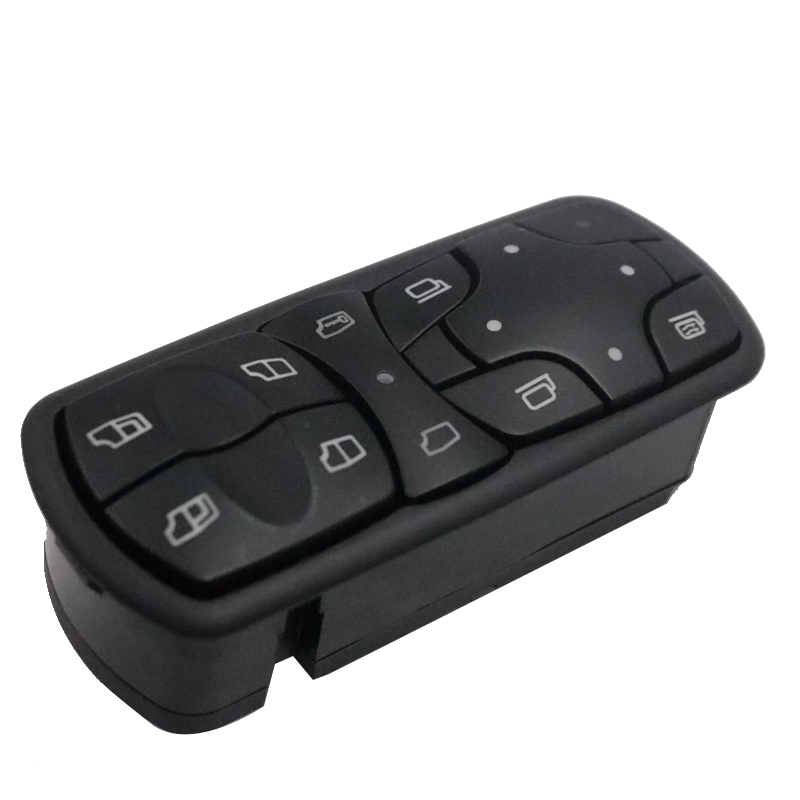 YAOPEI For Mercedes Benz Actros MPII Power Window Lifter Control Switch A9438200097 9438200097