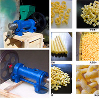 New design corn bulking food making machine puffed rice puffing snacks extruder ZF