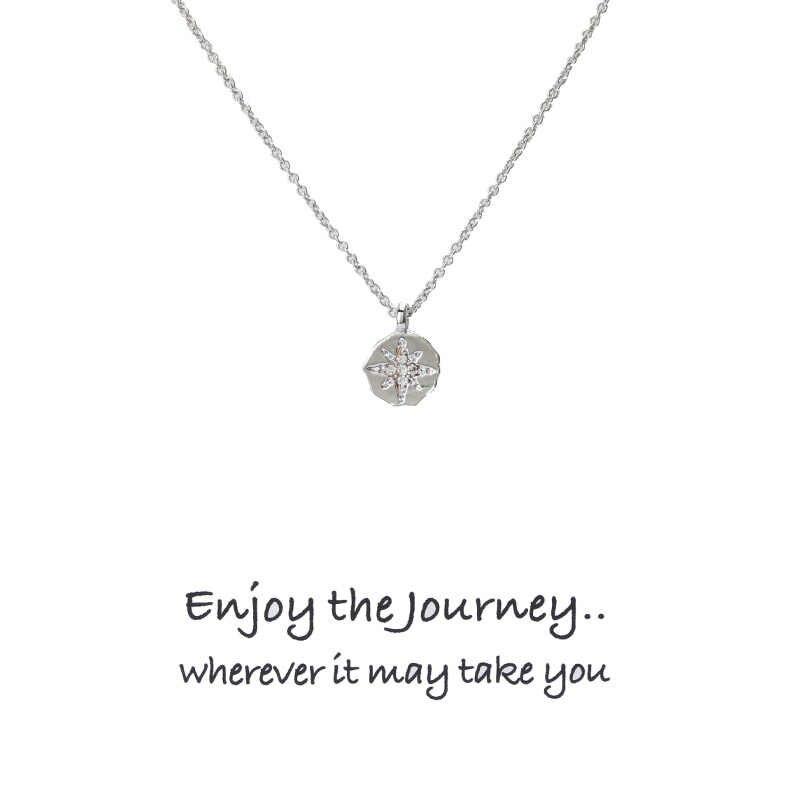MEIBEADS minimalistyczny mikro Pave CZ gwiazda Charms naszyjniki linki łańcuchy życzenie karta złota płyta dla damska biżuteria na prezent z karty