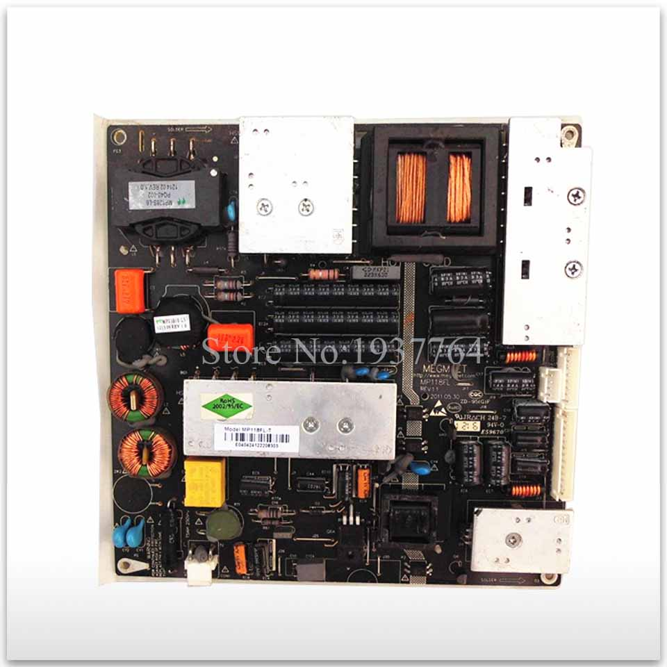 Original power supply board 32/42 inch MP118T MP118FL-T used good working good working original used for power supply board led50r6680au kip l150e08c2 35018928 34011135