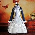 Black Butler II 2 Hannah Annafellows maid Cosplay Costume dress 01