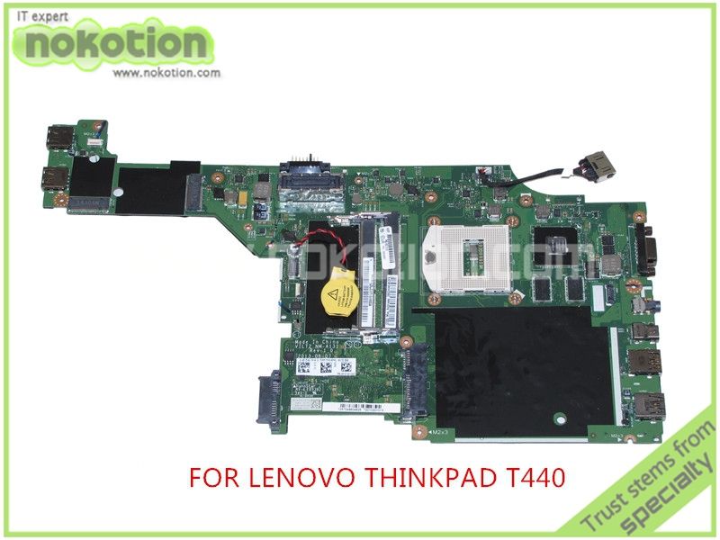 все цены на  VILT2 NM-A131 Rev 1.0 for lenovo thinkpad T440P Laptop motherboard DDR3L FRU 00HM981 Intel HM87 GT730M Mainboard full tested  онлайн