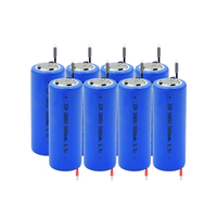 6/8/10 ICR 26650 5000mAh Lithium Li Ion Batteries Rechargeable For Digital Camera Toy Emergency Light Security Alarm Flashlight
