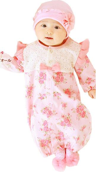Princesa romper do bebê Macacão romper terno