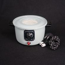 250ml 200W laboratuvar elektrikli ısıtma mantosu termal regülatörü ayarlanabilir donatmak