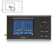 Портативный РЧ анализатор спектра Arinst Spectrum Explorer SSA R2(35 МГц-6200 МГц