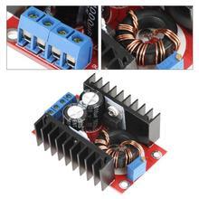 цена на 12-32V to 12-35V DC-DC Converter DC-DC Step Up Converter Adjustable Voltage Power Supply Boost Module 150W