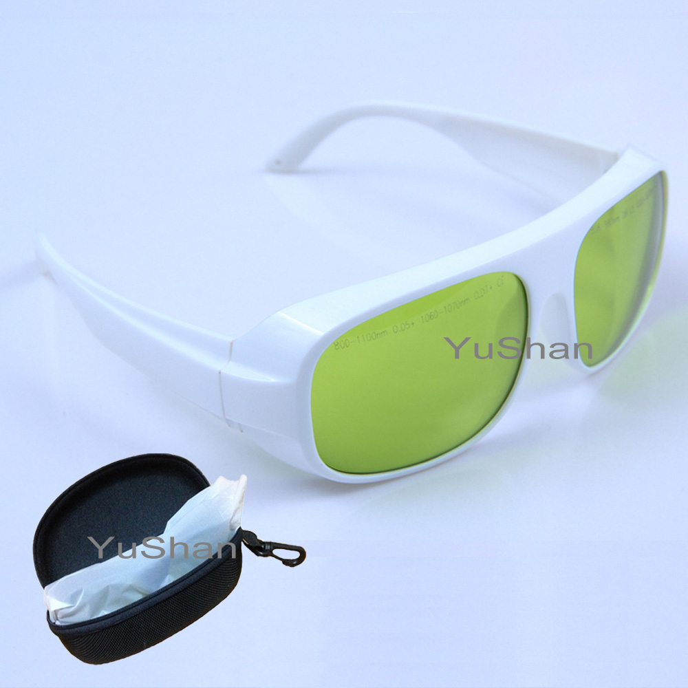 где купить Diode, Nd:yag Laser Safety Glasses Multi Wavelength Laser Protective Goggles дешево