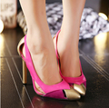 2016 Ladies Brand Sexy High Heels Fashion Women Pumps Pointed Toe Stilettos Heels Night Club Designer Party Shoes woman sandals