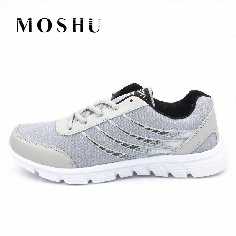 2017  Men SneakerS Casual Shoes Air Mesh Trainers Summer Canvas Shoes LaceUp Basket Breathable Walking Brand Zapatillas Hombre breathable men running shoes mens trainers flat walking sport comfortable zapatillas hombre basket femme light soft sneakers