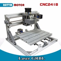 EU Ship CNC 2418 GRBL Control DIY Laser Machine Working Area 24x18x4 0cm 3 Axis Pcb