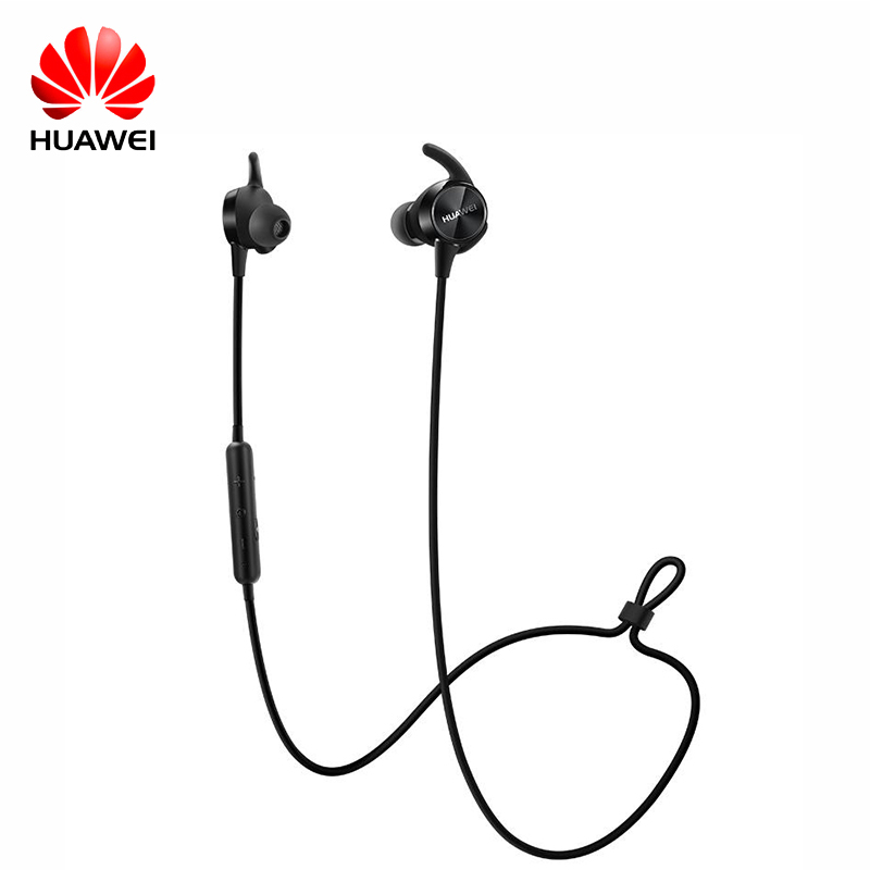Huawei Bluetooth Sport Headsets In Ear Wireless Cordless Earphone with Earbuds for Mobile Phone Computer Gaming Business AM-R1 ...