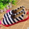 Moda femenina linda de la pintura zapatos planos señora fresca de deslizamiento de verano en lofter sapatos femininos zapatos de baile informal femenina